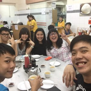 We have joy, we have fun, we have supper at swee choon. Happy Birthday Shanz